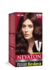 Nevaton Kalıcı Krem Saç Boyası 6.7 Çikolata Kahve