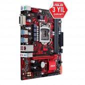 Asus Intel Ex B250m V3 C Sı Lga1151 Ddr4 Ses...
