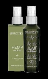 Selective Hemp Sublime Ultimate Luxury İksir 100 Ml