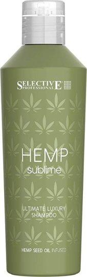 Selective Hemp Sublime Ultimate Luxury Şampuan 250 Ml