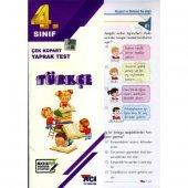 Açı 4.sınıf Türkçe Yaprak Test