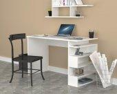 Dmodül Mikro Çalışma Masası 120 Cm Beyaz