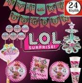Lol Bebek Lol Doğum Günü Parti Malzemeleri...