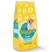 Econature Kuzu Etli Yavru Köpek Maması 15kg