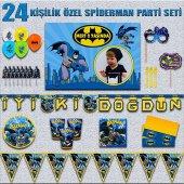 Afişli Batman Betmen Doğum Günü Parti...