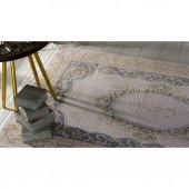 Bellona Safir 5485 U11 Mavi 150x230 4m2 Halı