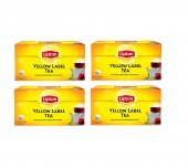 Lipton Yellow Label Tea Demlik Çay 100 Adet*4...
