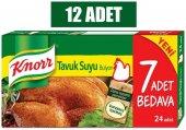 Knor Tavuk Suyu 24 Adet 12li Paket