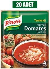 Knor Domates Çorbası 69 Gr 12li Paket
