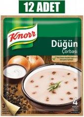 Knor Düğün Çorbası 72 Gr 12li Paket
