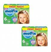 Molfix Fırsat Paketi 6 39 Adet*2 Paket