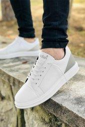 2020 Özel Tasarım Ortopedik Erkek Beyaz Spor Ayakkabı