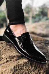 Tamboga560 Tamboga 560 Düz Rugan Klasik Erkek Ayakkabı