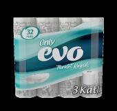 Only Evo Beyond 3 Katlı Tuvalet Kağıdı 24'lü Paket