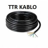 15105100509 Ttr Kablo 3x1,5 Mm