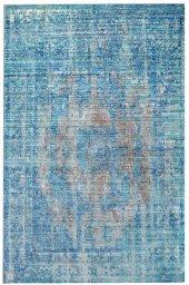 BROOKLYN 5112 BLUE BLUE  BLUE BLUE 120X170