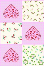 JOYFUL 28152A PINK PINK  PINK PINK 125X180