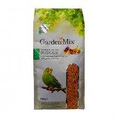 Gardenmix Platin Seri Vitaminli Meyveli Muhabbet Kuşu Yemi 1 Kg