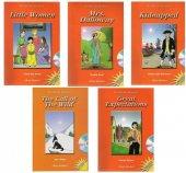 Beşir Yayınları Level 4 İngilizce Hikaye Seti Cd Li