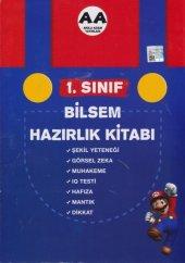 Akıllı Adam 1. Sınıf Bilsem Hazırlık Kitabı Yeni