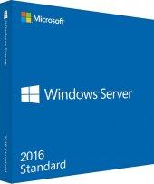 Windows Server 2016 Standard Dijital Lisans