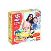 Süper Fırsat Art Craft Pizza Seti Oyun Hamuru...
