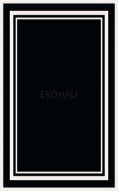 BAROQUE BR 02 BLACK WHITE  BLACK WHITE 080X300