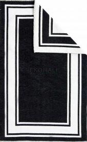 NOA NK 06 BLACK WHITE  BLACK WHITE 115X180