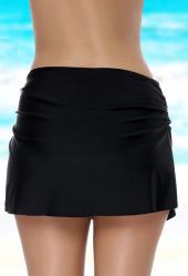 Angelsin Siyah Etekli Bikini Alt-2