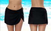 Angelsin Siyah Etekli Bikini Alt-3