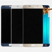Samsung Galaxy Note 5 N920 Lcd Ekran Dokunmatik Cam Revize