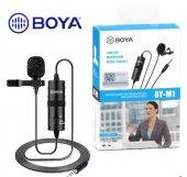Boya By M1 Yaka Mikrofonu