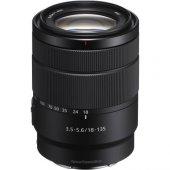 Sony Sel E 18 135mm F3,5 5,6 Oss