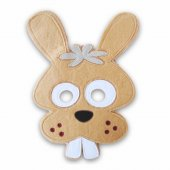 çocuk Maskesi Tavşan Eğitici Drama Etkinlikleri