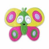 çocuk Maskesi Kelebek Eğitici Drama Etkinlikleri