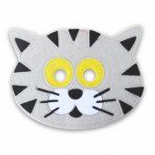 çocuk Maskesi Kedi Eğitici Drama Etkinlikleri