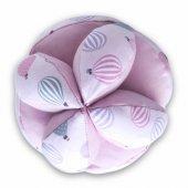 Montessori Topu Pink Balloon Antialerjik Zeka Geliştirici Top