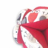 Montessori Topu Little Owl Antialerjik Zeka Geliştirici Top-2