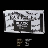 Pakface Kalıp Ağda Siyah/pudralı 450 gr-4