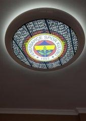 Taraftar Hazır Gergi Tavan Dekorasyon &...
