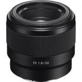 Sony Sel Fe 50mm F1.8 35mm Full Frame