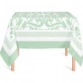 Helen George Pastel Yeşil Masa Örtüsü