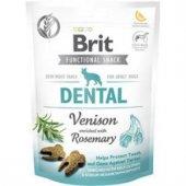 Brit Care Dental Biberiye Ve Geyik Etli Tahılsız Köpek Ödülü 150 Gr