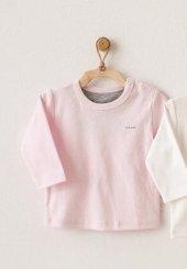 Andy Wawa Kız Bebek Uzun Kollu Tshirt