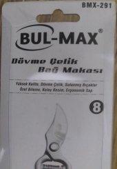 Bul-Max 291 Bağ Makası Dal Budama Makası-4