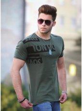Madmext 3068 Baskılı Tişört