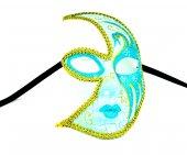 Pologift Özel Boyamalı Tasarım Balo Maskesi