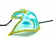 Pologift Özel Boyamalı Tasarım Balo Maskesi-2