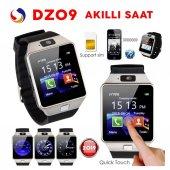 Sim Kartlı Kameralı Akıllı Saat Dz09 Smart Watch Android Ve İos