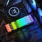 Thermaltake TOUGHRAM RGB 16GB (2x8GB) DDR4 3200Mhz CL16 Bellek (R009D408GX2-3200C16A) Siyah-2